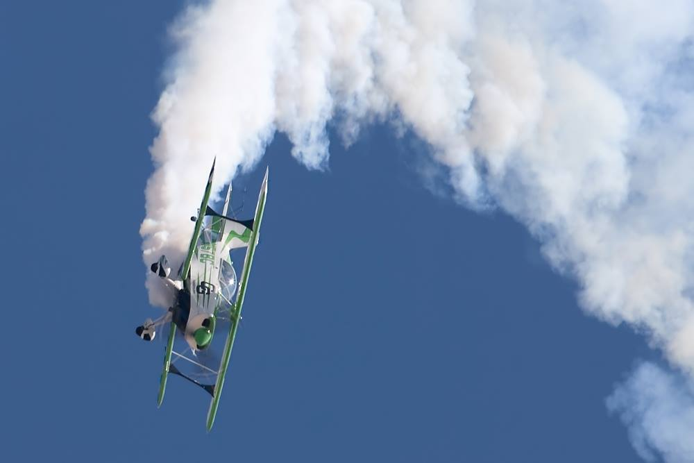 Aviation Smoke Oil