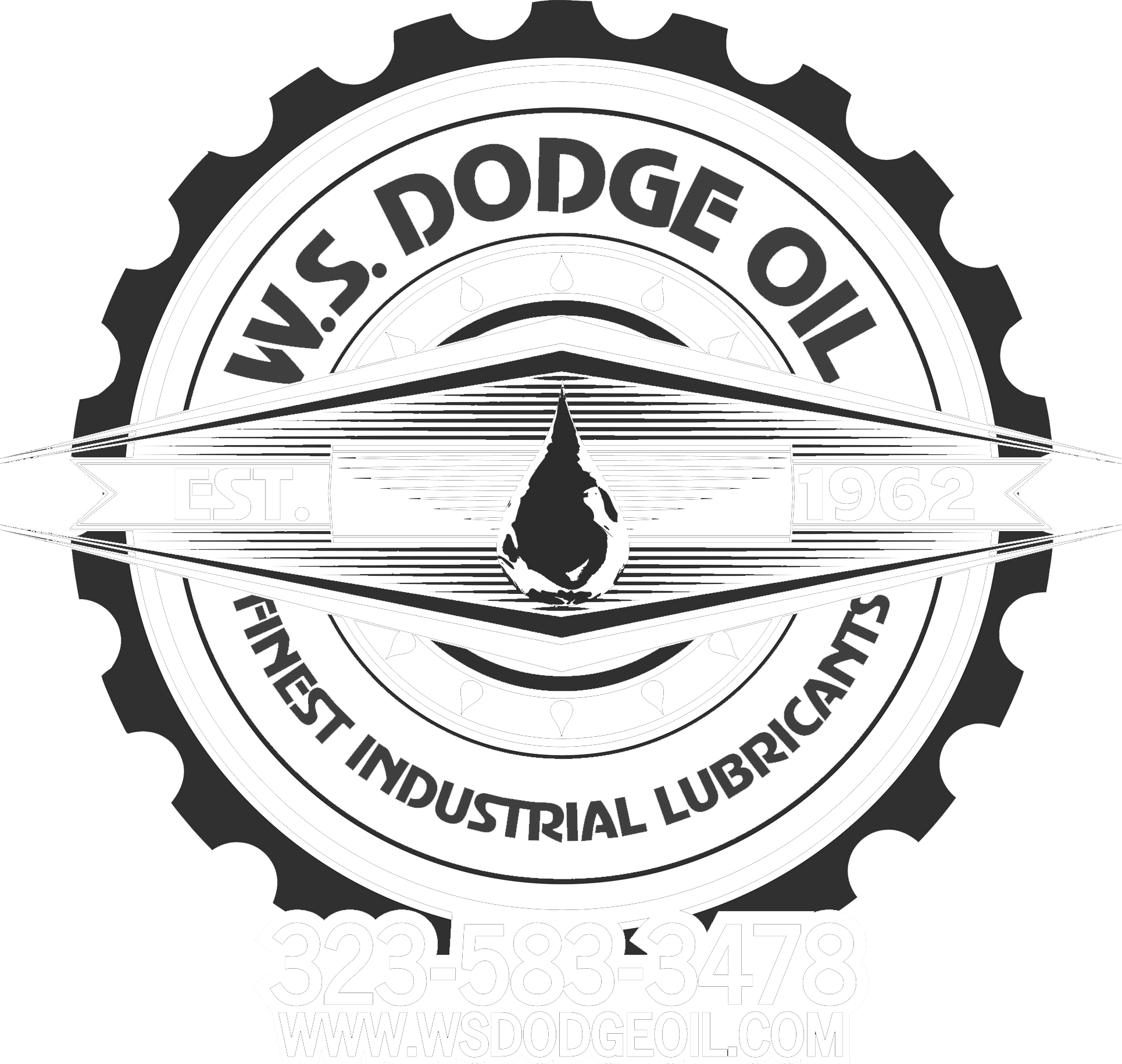 Dodge oil tshirt logo 3